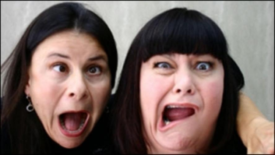 Dawn French's Girls Who Do: Comedy next episode air date poster