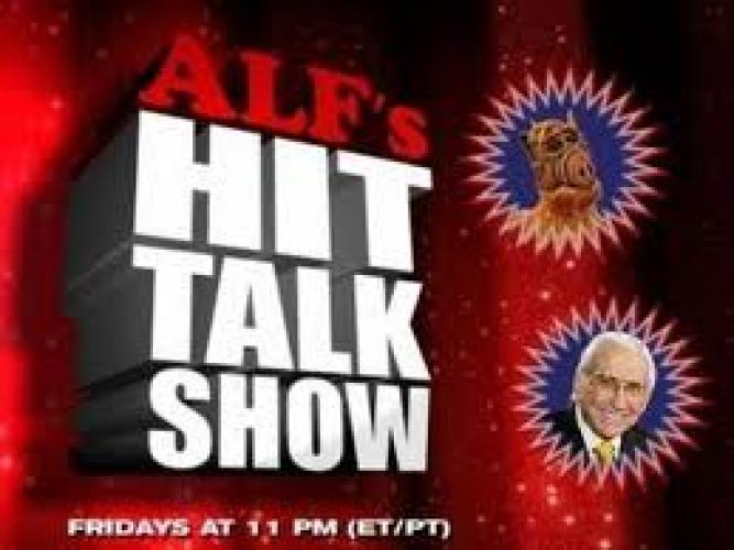 ALF's Hit Talk Show next episode air date poster