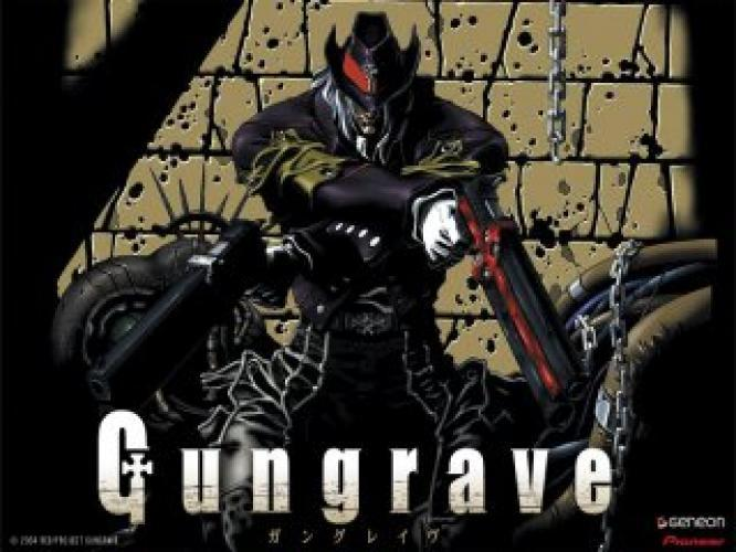 Gungrave next episode air date poster