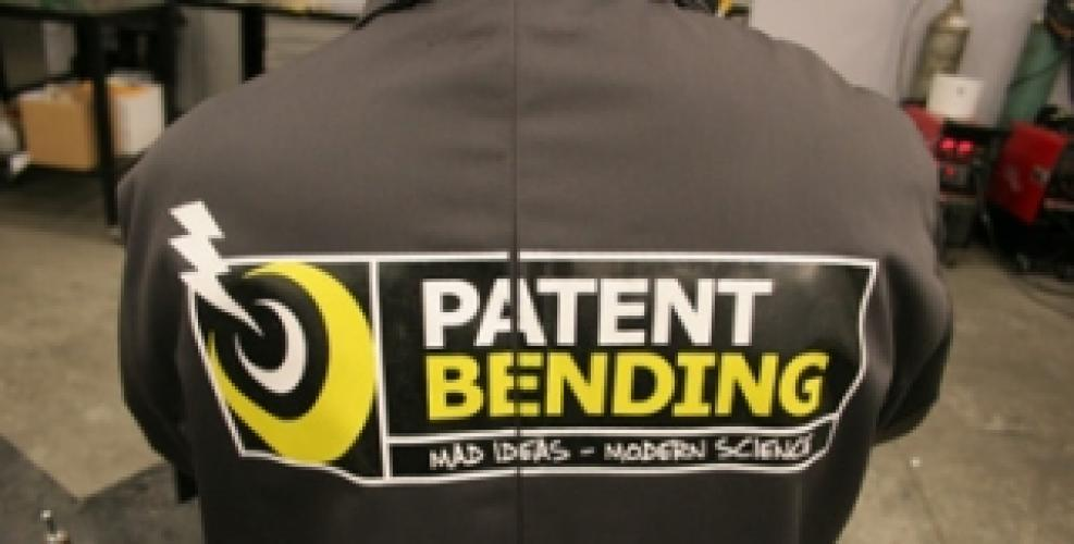 Patent Bending next episode air date poster