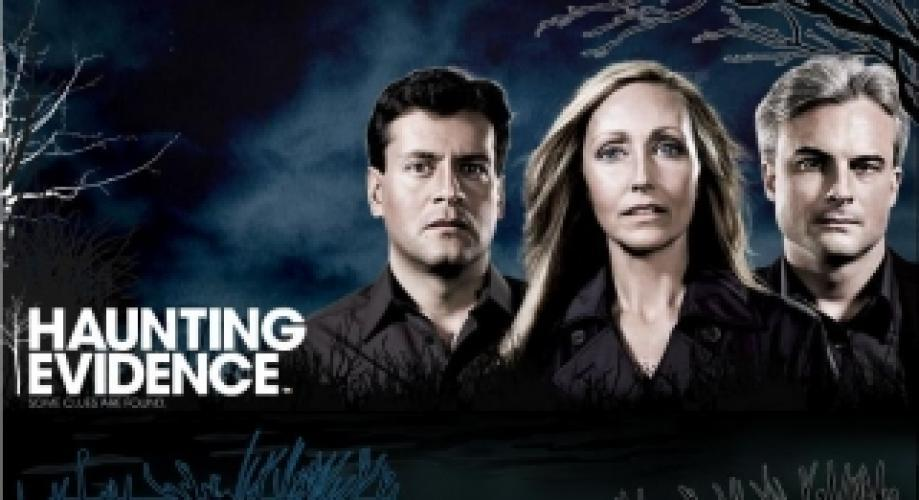 Haunting Evidence next episode air date poster