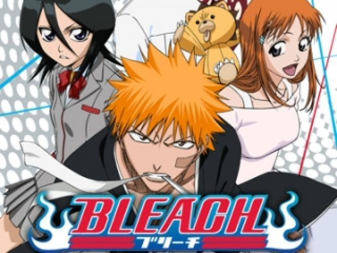 Bleach (US) next episode air date poster