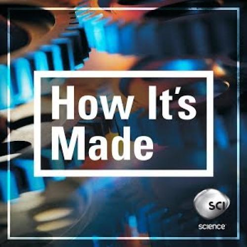 How It's Made next episode air date poster