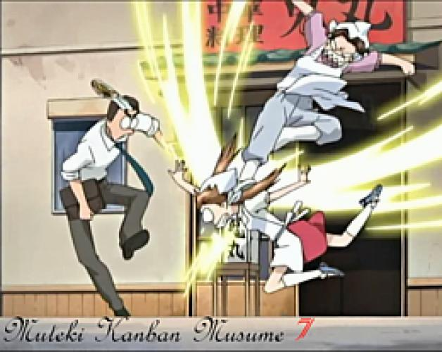 Muteki Kanban Musume next episode air date poster