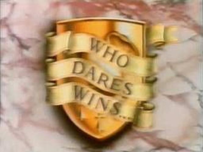 Who Dares Wins next episode air date poster
