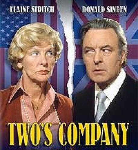 Two's Company (1975) next episode air date poster
