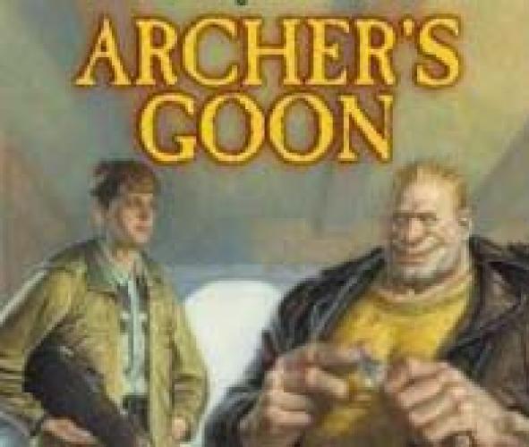 Archer's Goon next episode air date poster