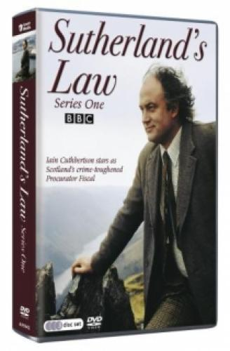Sutherland's Law next episode air date poster