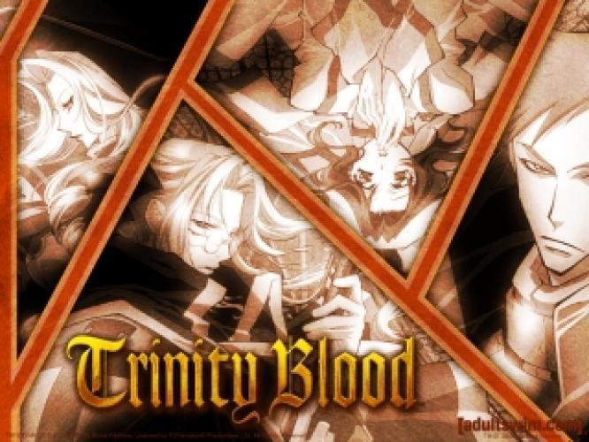 Trinity Blood (US) next episode air date poster