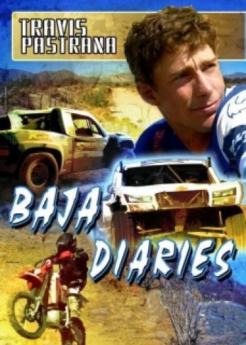 Travis Pastrana's Baja Diaries next episode air date poster