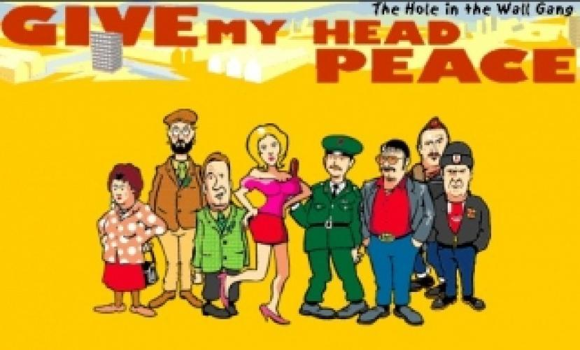 Give My Head Peace next episode air date poster