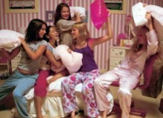 The Sleepover Club next episode air date poster