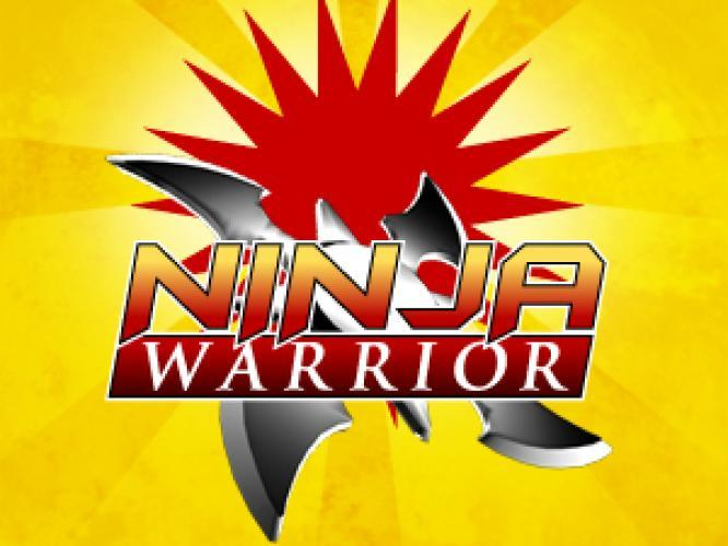 Ninja Warrior next episode air date poster