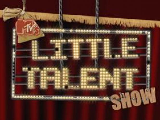 MTV's Little Talent Show next episode air date poster