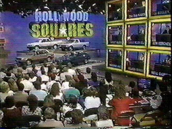 The New Hollywood Squares next episode air date poster