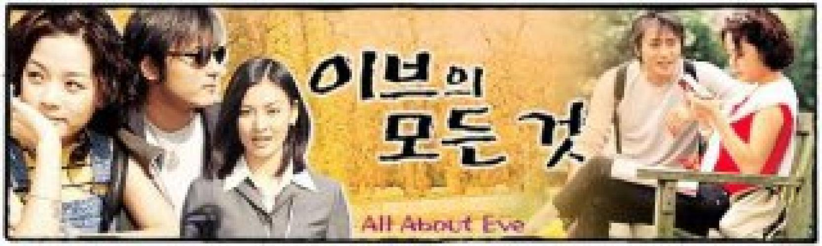 All About Eve next episode air date poster
