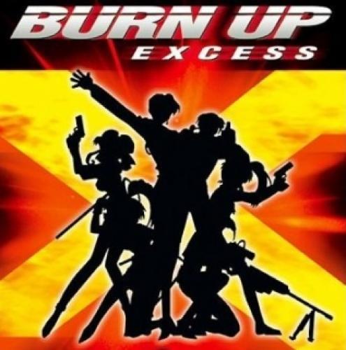 Burn Up eXcess next episode air date poster