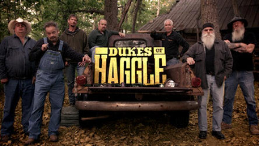 Dukes of Haggle next episode air date poster