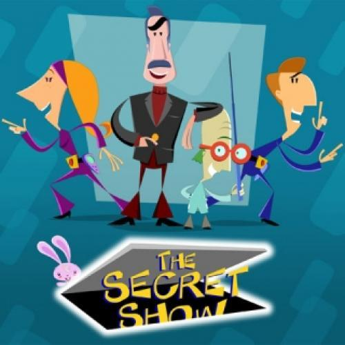 The Secret Show next episode air date poster
