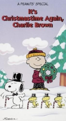 It's Christmastime Again, Charlie Brown next episode air date poster
