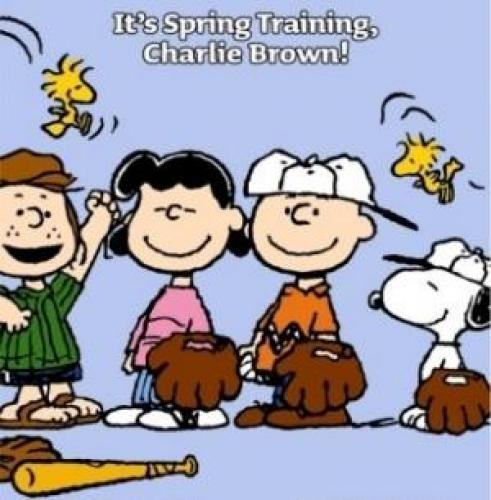 It's Spring Training, Charlie Brown! next episode air date poster
