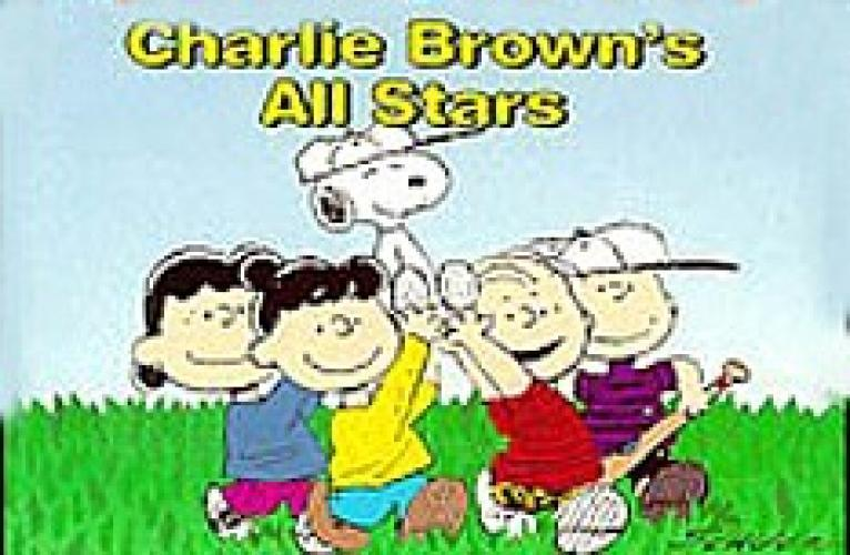 Charlie Brown's All-Stars next episode air date poster