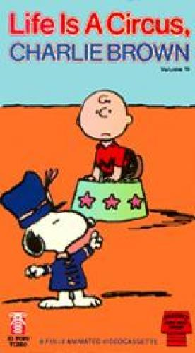 Life Is a Circus, Charlie Brown next episode air date poster
