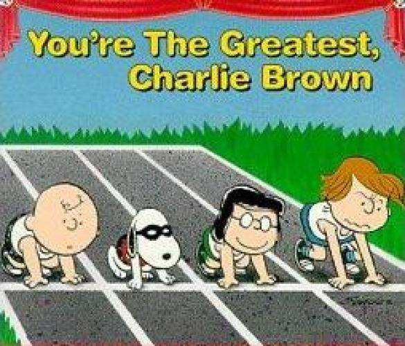 You're the Greatest, Charlie Brown next episode air date poster