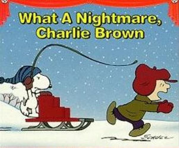 What a Nightmare, Charlie Brown! next episode air date poster