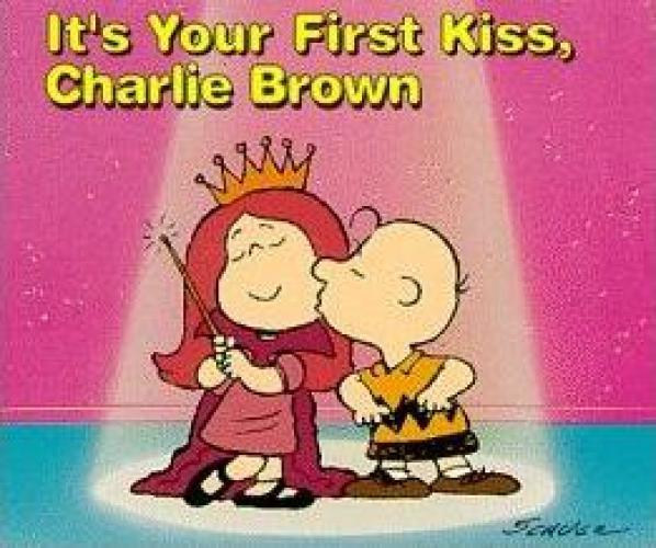 It's Your First Kiss, Charlie Brown next episode air date poster