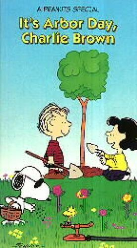 It's Arbor Day, Charlie Brown next episode air date poster