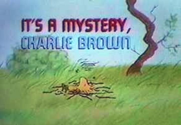 It's a Mystery, Charlie Brown next episode air date poster