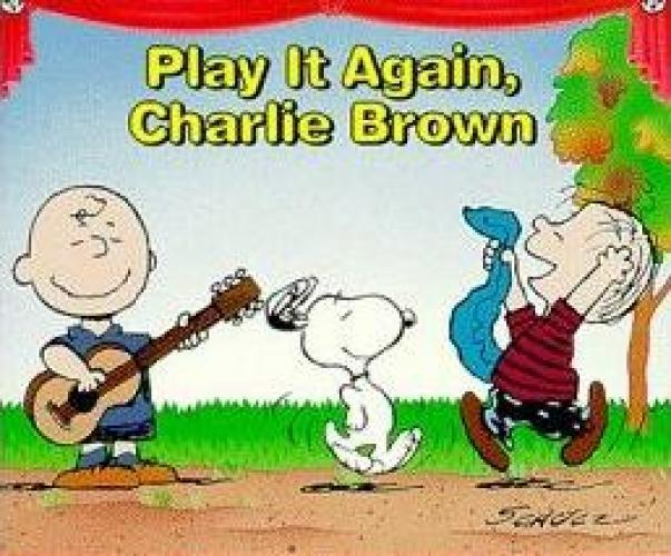 Play It Again, Charlie Brown next episode air date poster