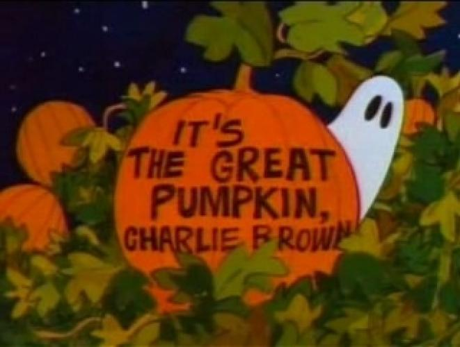 It's the Great Pumpkin, Charlie Brown next episode air date poster
