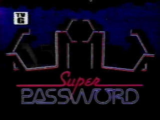Super Password next episode air date poster