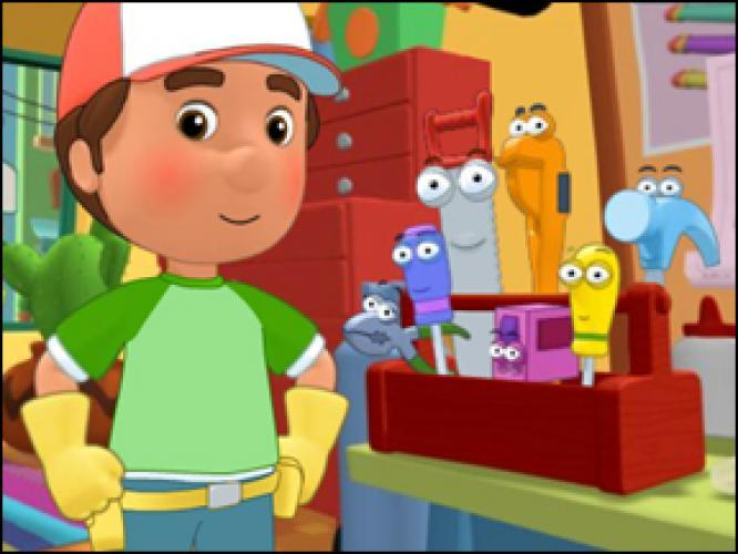 Handy Manny next episode air date poster