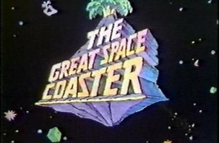 The Great Space Coaster next episode air date poster