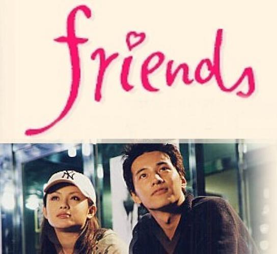 Friends (JP) next episode air date poster