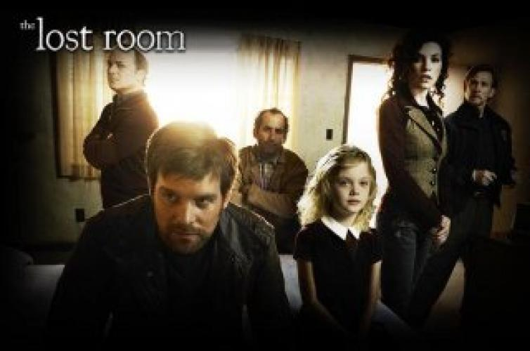The Lost Room next episode air date poster