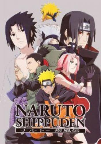 Naruto: Shippuuden next episode air date poster