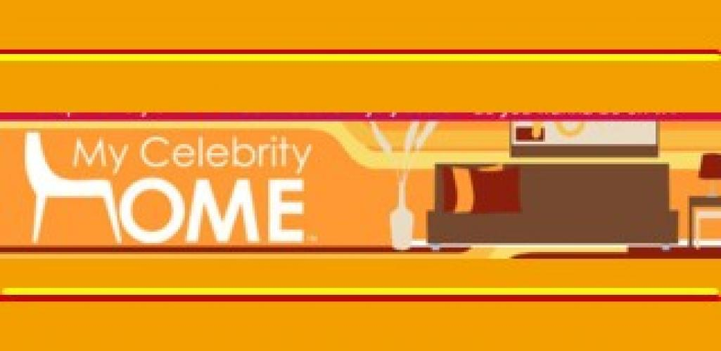 My Celebrity Home next episode air date poster