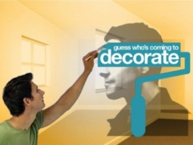 Guess Who's Coming to Decorate next episode air date poster