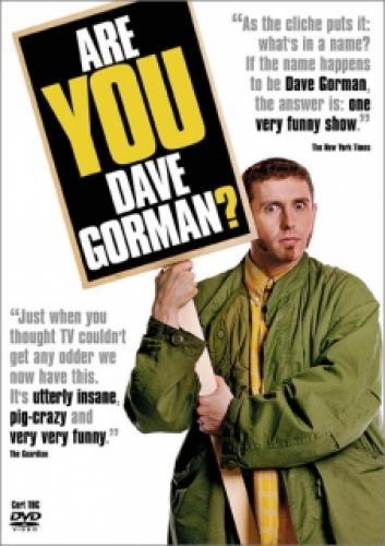 The Dave Gorman Collection next episode air date poster
