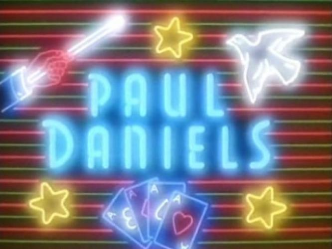 The Paul Daniels Magic Show next episode air date poster