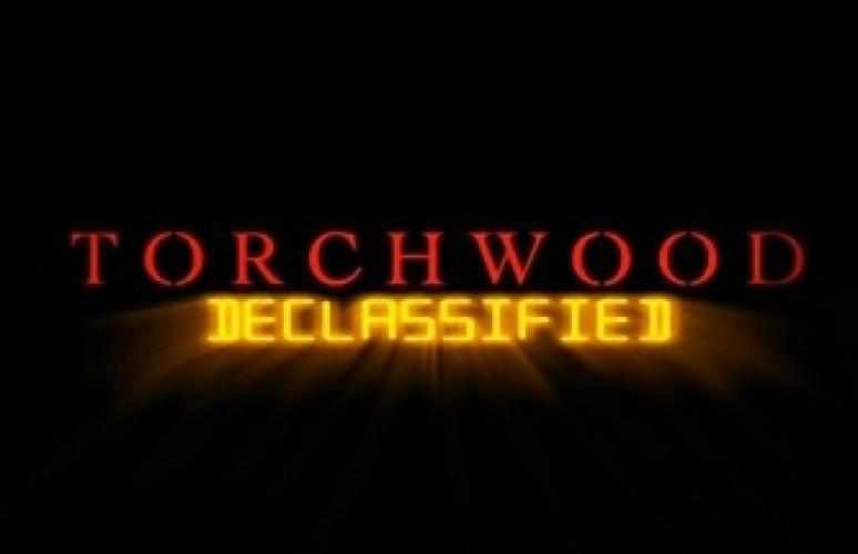Torchwood Declassified next episode air date poster