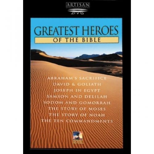 Greatest Heroes of the Bible next episode air date poster