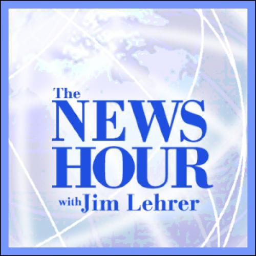 The News Hour with Jim Lehrer next episode air date poster