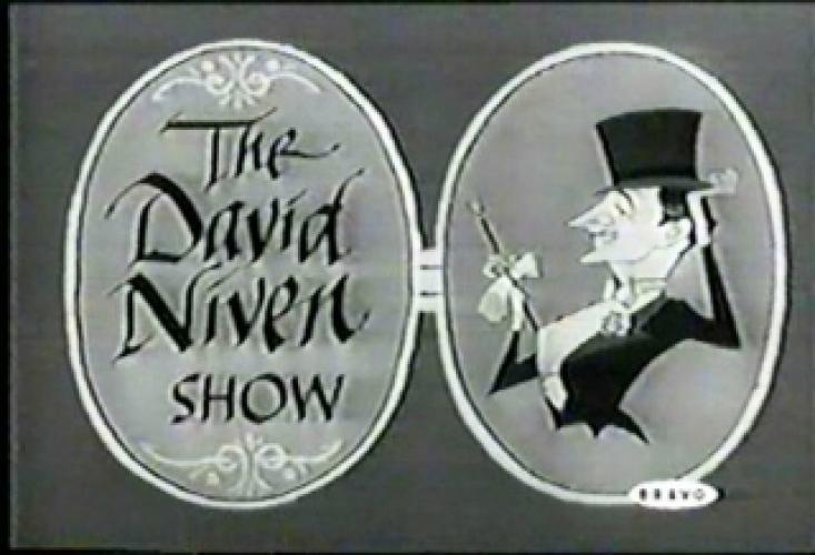 The David Niven Show next episode air date poster