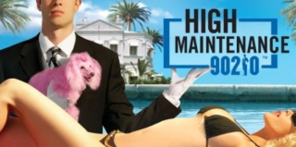 High Maintenance 90210 next episode air date poster