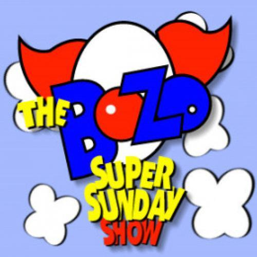 The Bozo Super Sunday Show next episode air date poster